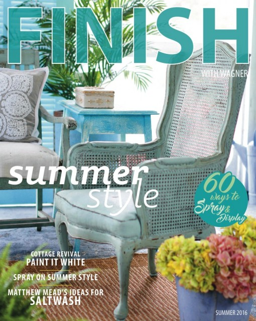 Finish Magazine summer issue 2016