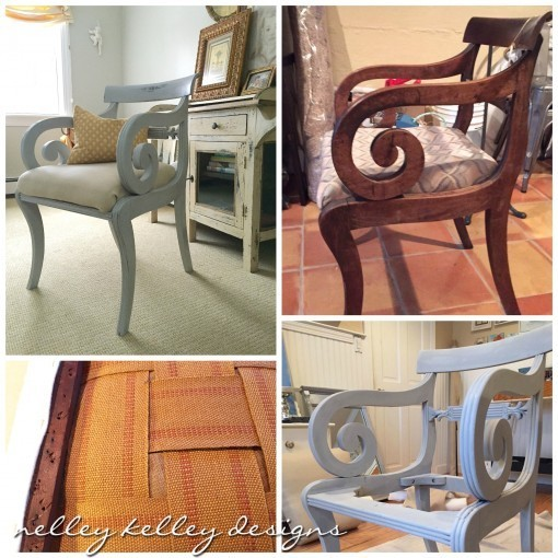 January chair project
