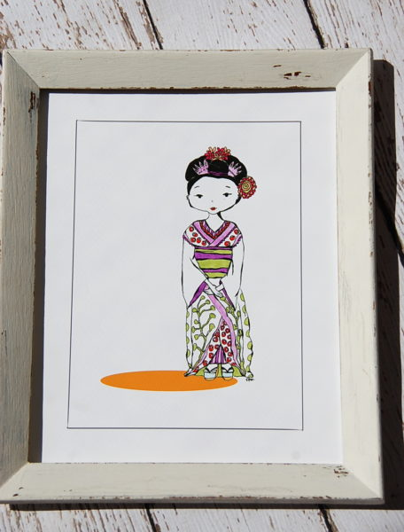 geisha3 in frame
