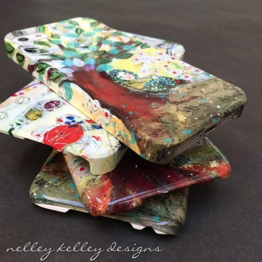 iPhone cases with original artwork