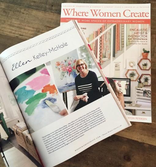 Where Women Create Autumn issue 2016